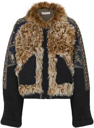 Ulla Johnson Cosme Patchwork Jacket