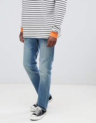 Levi's Levis 511 slim fit jeans sun fade