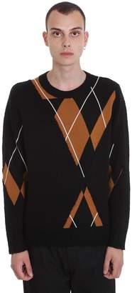 3.1 Phillip Lim Knitwear In Black Wool