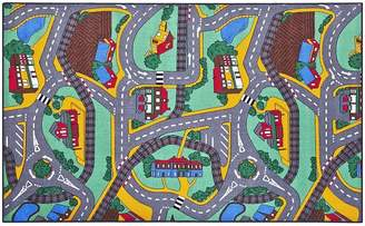 Plum Street Carpet Play Mat, Small