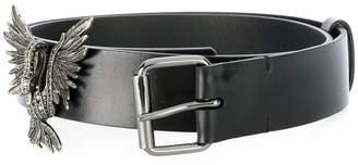 Lanvin embellished buckle belt