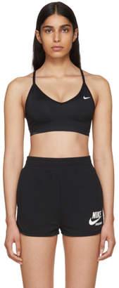 Nike Black Indy Bra