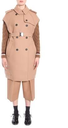 N°21 Sleeveless Trench Coat