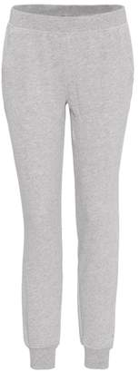 ATM Anthony Thomas Melillo Cotton-blend track pants