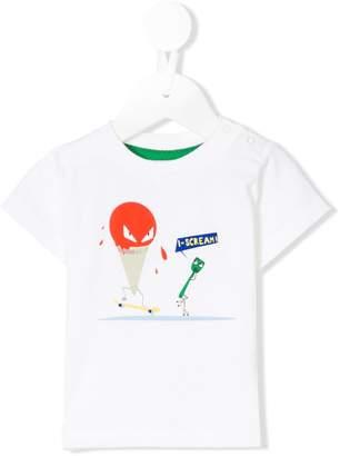 Fendi I-Scream printed T-shirt