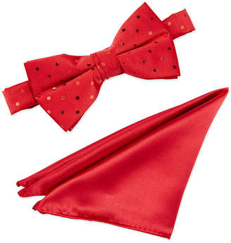 U.S. Polo Assn. USPA  Dots Bow Tie Set