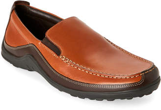 Cole Haan Tan Tucker Venetian Loafers