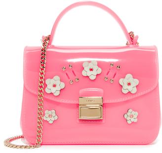 Furla Candy Lilla Sugar Mini Cross Body Bag $328 thestylecure.com
