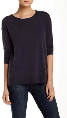 Inhabit Cashmere Pullover Sweater $396 thestylecure.com