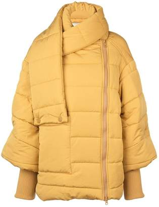 Henrik Vibskov oversized padded jacket
