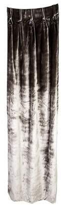 Neiman Marcus Parker Velvet Curtain Panel