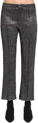 Isabel Marant Lurex Slim Pants