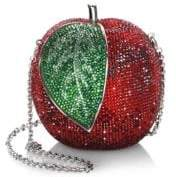 Judith Leiber Couture New Apple Crystal Handbag