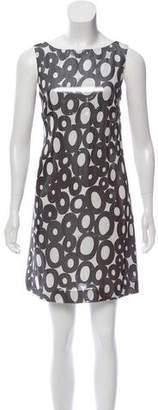 Trina Turk Metallic Sleeveless Dress w/ Tags