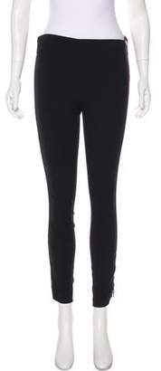 Rag & Bone Zip-Up Skinny Leggings
