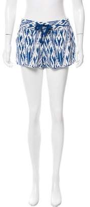 Joie High-Seas Porcelain Silk Shorts w/ Tags