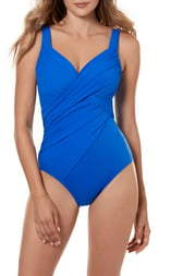 Miraclesuit Rock Solid Revele One-Piece Swimsuit