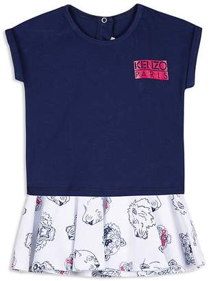 Kenzo Girls' Tiger Tee & Skirt Set - Baby