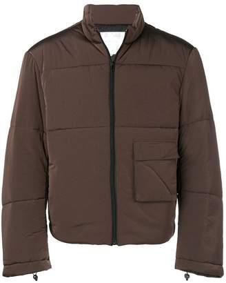 Oakley By Samuel Ross back zip puffer jacket