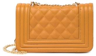 Emperia Quilted Chain Strap Crossbody Bag