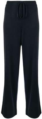 Parker Chinti & knitted loungewear trousers