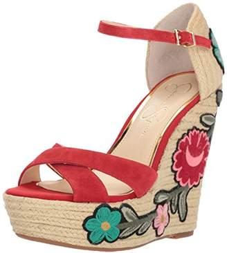 Jessica Simpson Women's APELLA Wedge Sandal