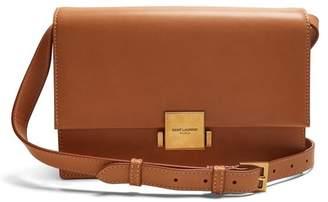 Saint Laurent Bellechasse Medium Leather Bag - Womens - Tan