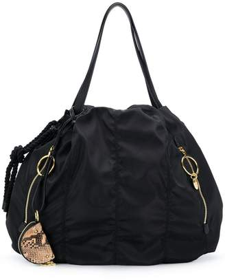 See by Chloe ruched tote
