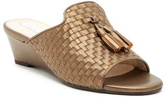 Cole Haan Jagger Woven Wedge Sandal