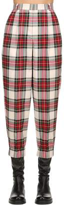 Antonio Marras Stretch Check Pants