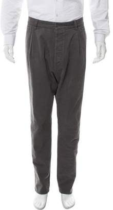 Dolce & Gabbana Pleated Twill Pants w/ Tags