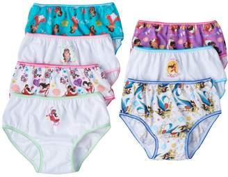 Disney Disney's Elena of Avalor & Skylar Girls 4-8 7-pk. Bikini Panties
