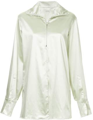 Lemaire double fastening shirt