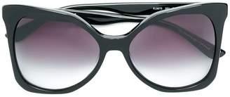 Karl Lagerfeld Ikonik oversized sunglasses