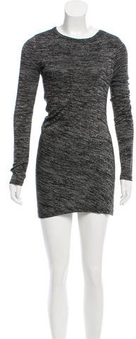 Alexander Wang T by Alexander Wang Knit Bodycon Dress