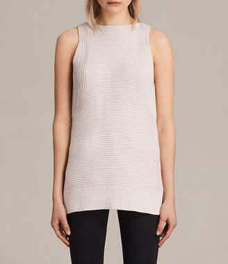 AllSaints Arleta Knitted Vest