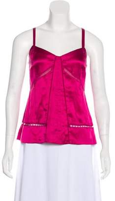 Marc by Marc Jacobs Silk Sleeveless Top