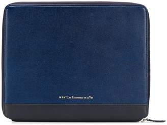 WANT Les Essentiels Narita iPad ケース