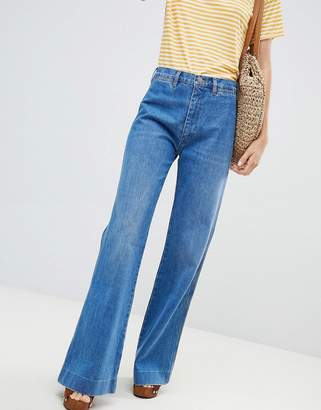 MiH Jeans Bay High Rise Flare Jean