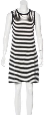 Kate SpadeKate Spade New York Striped Shift Dress