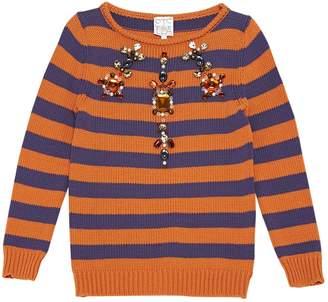 Stella Jean Multicolour Wool Knitwear