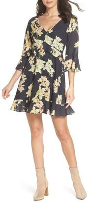 19 Cooper Ruffle Empire Waist Dress