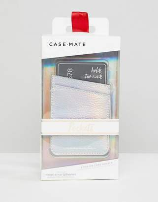 Case-mate Case-Mate phone pocket in iridescent