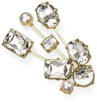 Aqua Crystal Prong Pin - 100% Exclusive
