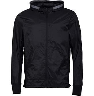adidas Mens Pure Amplify Running Jacket Black