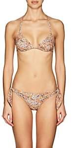 Etoile Isabel Marant Women's Shayla Triangle Bikini Top-10oe Ochre