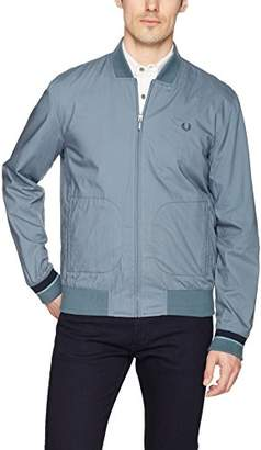 Fred Perry Men's Lightweight Bomber Jacket