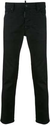 DSQUARED2 slim wash jeans