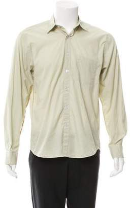 Steven Alan Striped Button-Down Top