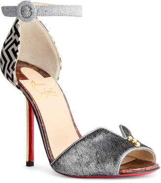 Christian Louboutin Notte Bella 100 sandals